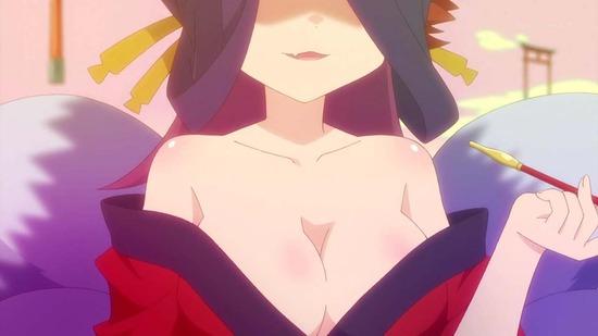 世話やきキツネの仙狐さん 1話番組カット003