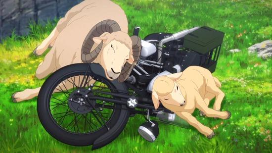 キノの旅 最終回12話番組カット008