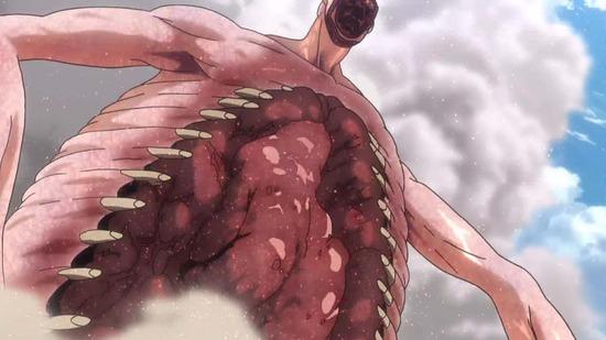 進撃の巨人 Season3 9話場面カット014