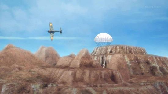 荒野のコトブキ飛行隊11番組カット032