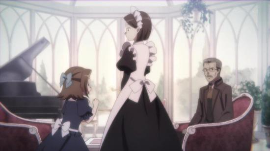乙女ゲームの破滅フラグしかない悪役令嬢に転生 9話場面カット048