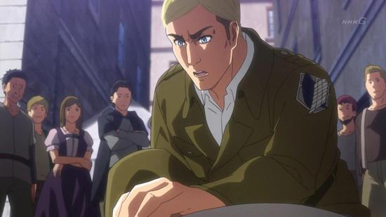 進撃の巨人 Season3 3話場面カット018