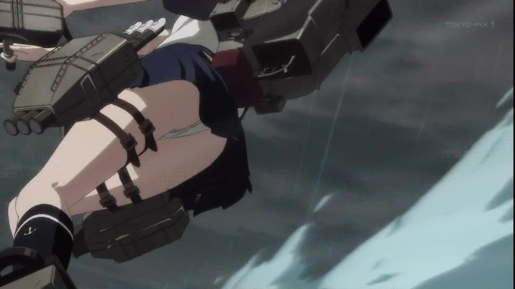 艦隊これくしょん-艦これ- 4話 026
