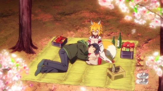 世話やきキツネの仙狐さん 12話番組カット033