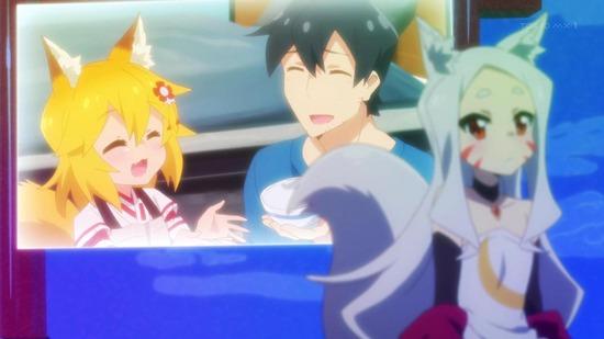 世話やきキツネの仙狐さん 10話番組カット033