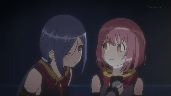 RELEASE THE SPYCE 5話場面カット004