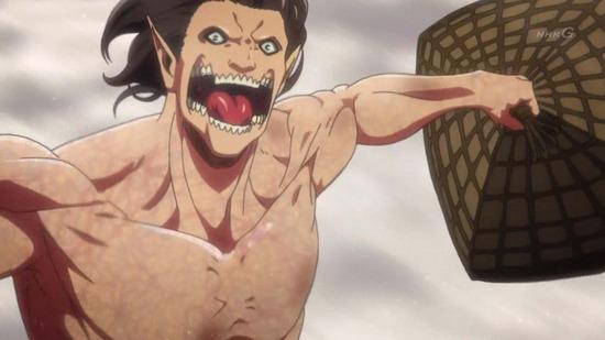 進撃の巨人 Season3 9話場面カット021