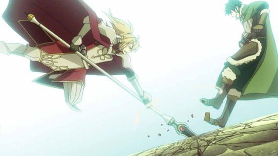 盾の勇者の成り上がり 9話番組カット027