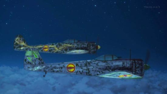 荒野のコトブキ飛行隊 1話番組カット017