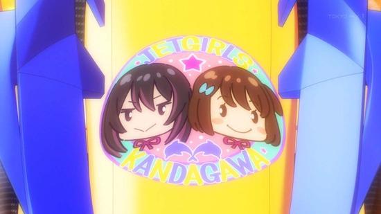 神田川JET GIRLS 8話番組カット010