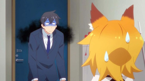 世話やきキツネの仙狐さん 4話番組カット001