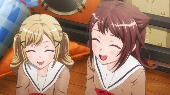 BanG Dream! 2nd Season 9話番組カット003
