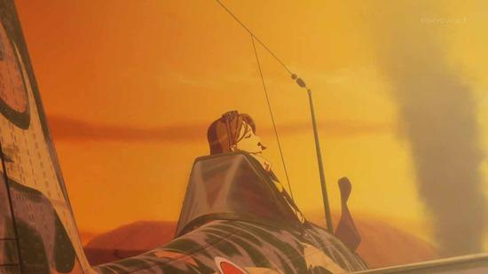荒野のコトブキ飛行隊 7話番組カット035