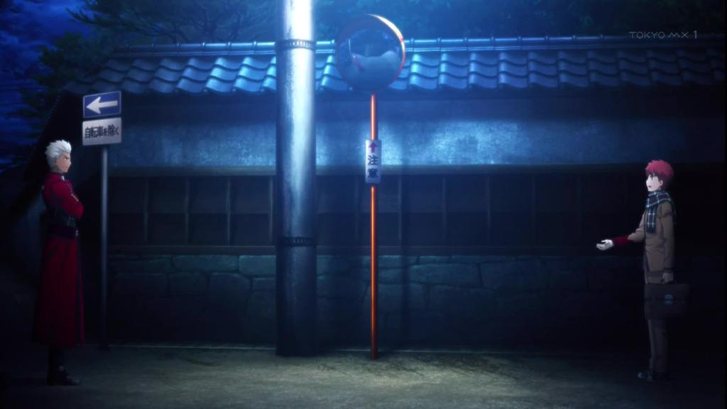 Fate/stay night[Unlimited Blade Works] #06 002