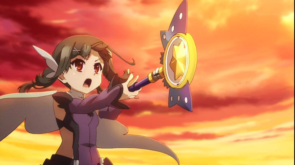 Fate/kaleid liner プリズマ☆イリヤ 2wei!(ツヴァイ) 2話033