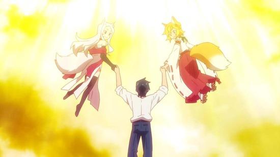 世話やきキツネの仙狐さん 5話番組カット012