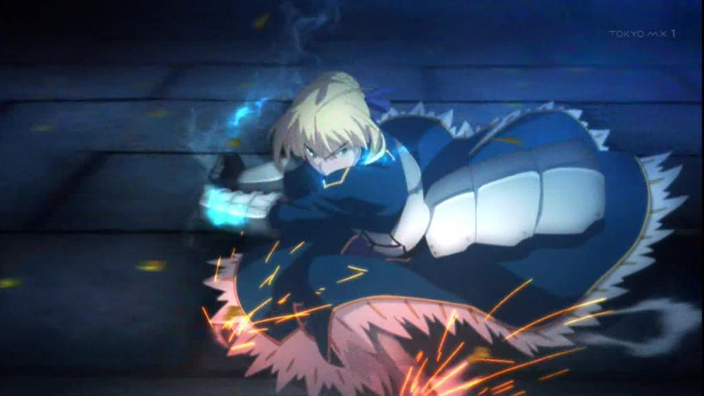 Fate/stay night[Unlimited Blade Works] #07 013