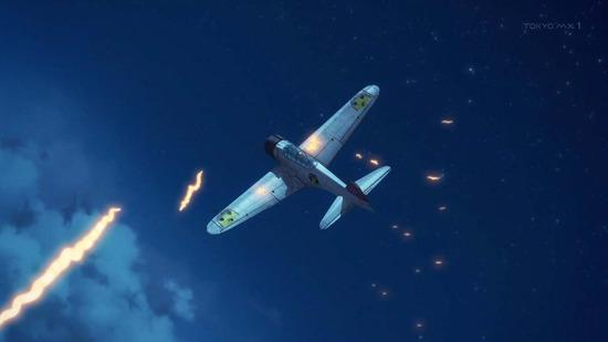 荒野のコトブキ飛行隊 1話番組カット020