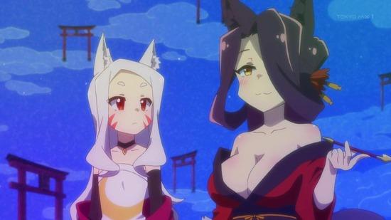 世話やきキツネの仙狐さん 12話番組カット026