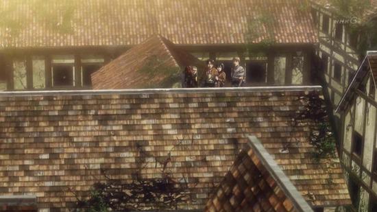 進撃の巨人 Season3 第55話番組カット032
