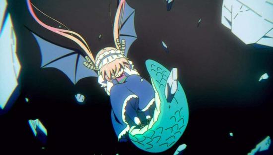 小林さんちのメイドラゴン 最終回13話番組カット006