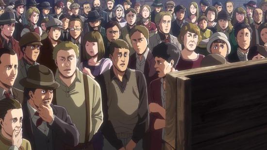 進撃の巨人 Season3 第59話番組カット004