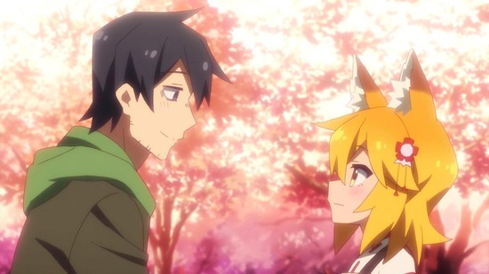 世話やきキツネの仙狐さん 12話番組カット037
