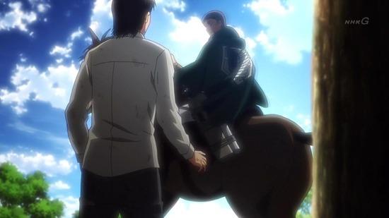 進撃の巨人 Season3 第58話番組カット010