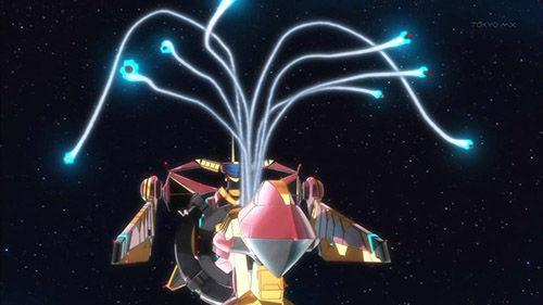 銀河機攻隊 マジェスティックプリンス 17話