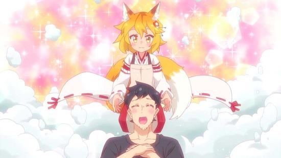 世話やきキツネの仙狐さん 9話番組カット029