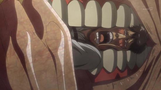 進撃の巨人 Season3 第55話番組カット034