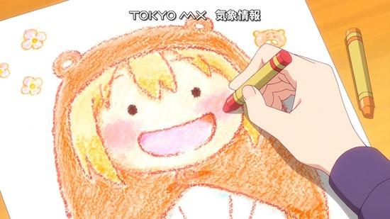 干物妹!うまるちゃんR 3話番組カット002