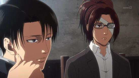 進撃の巨人 Season3 第59話番組カット005