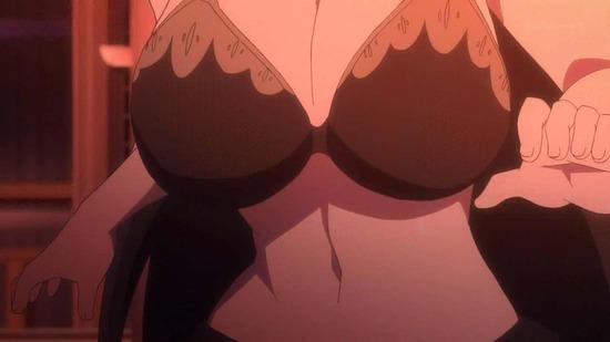閃乱カグラ SHINOVI MASTER -東京妖魔篇- 4話場面カット008