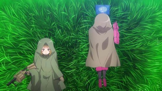 ガンゲイル・オンライン 8話場面カット008
