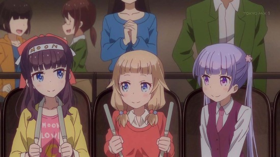 NEW GAME!! 4話番組カット_016