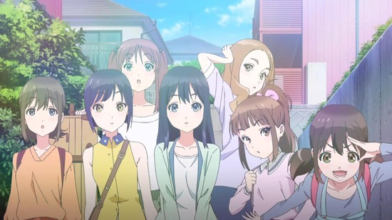 Wake Up, Girls! 新章 2話001