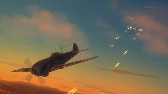 荒野のコトブキ飛行隊 7話番組カット020