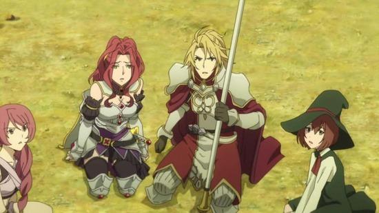 盾の勇者の成り上がり 18話番組カット027