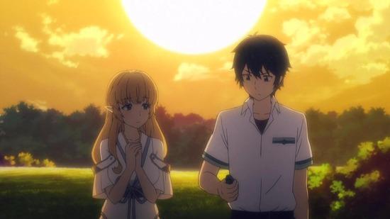 この世の果てで恋を唄う少女YU-NO 18話番組カット023