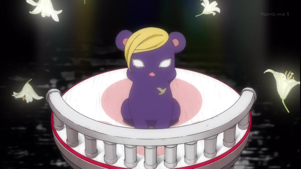 ユリ熊嵐 8話シーン 017