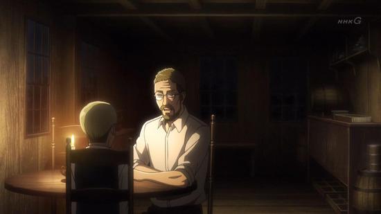 進撃の巨人 Season3 3話場面カット019