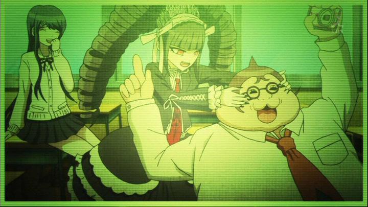 ダンガンロンパ 希望の学園と絶望の高校生 The Animation 8話005