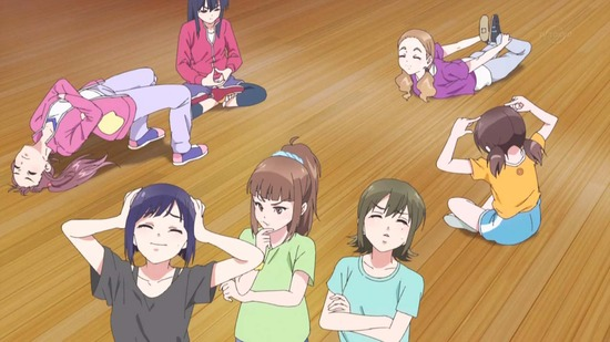Wake Up, Girls! 新章 11話番組カット022