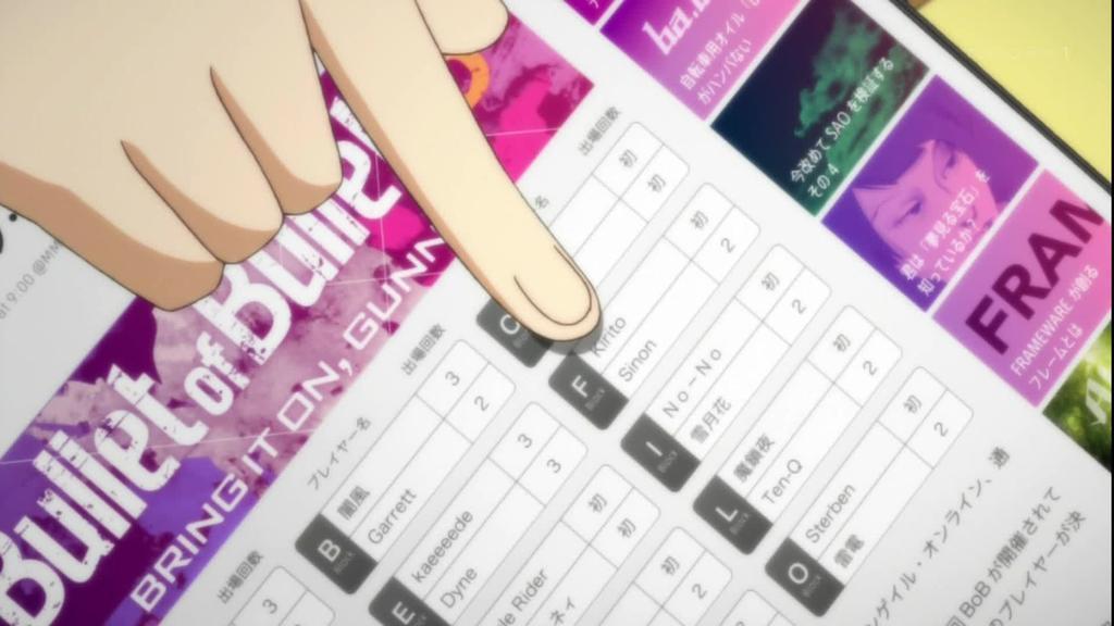 ソードアート・オンラインⅡ 7話002