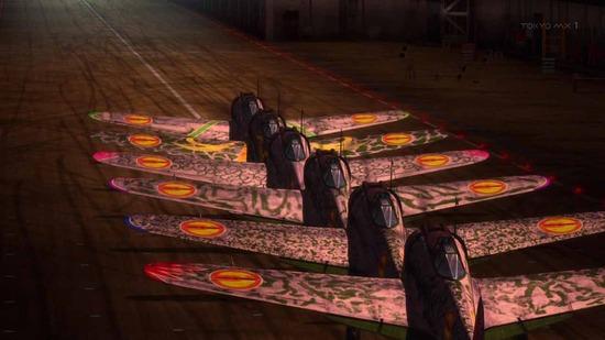 荒野のコトブキ飛行隊11番組カット010