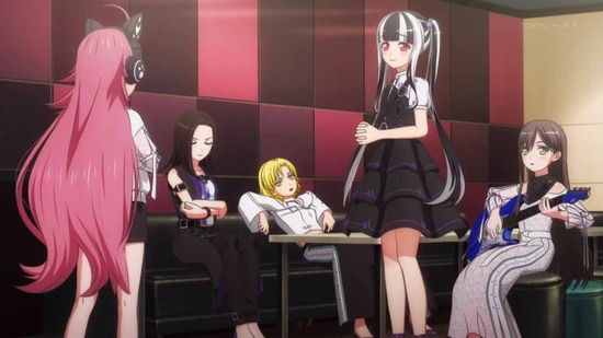 BanG Dream! 2nd Season 9話番組カット017