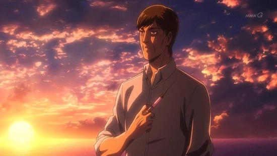 進撃の巨人 Season3 第58話番組カット033