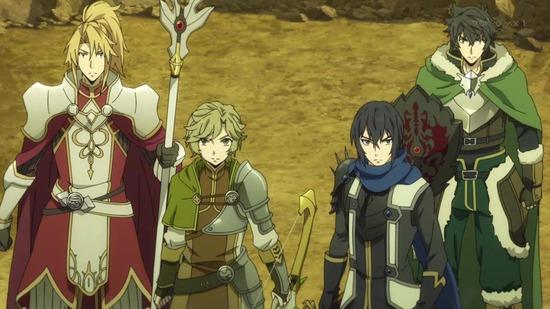 盾の勇者の成り上がり 19話番組カット013