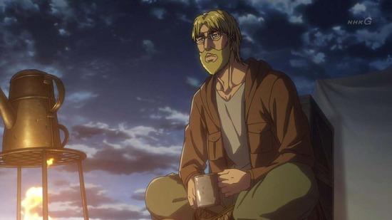 進撃の巨人 Season3 15話番組カット006